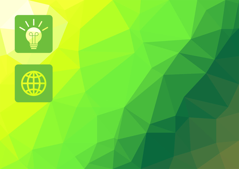 Green digital business vector background material