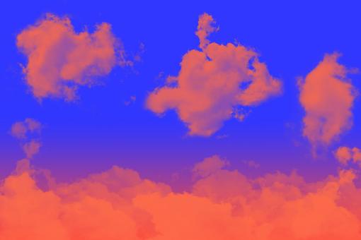 01 Evening sky