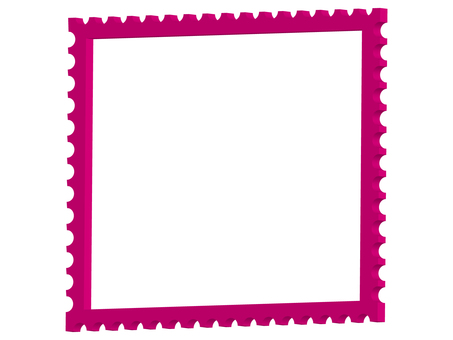Stamp frame 3