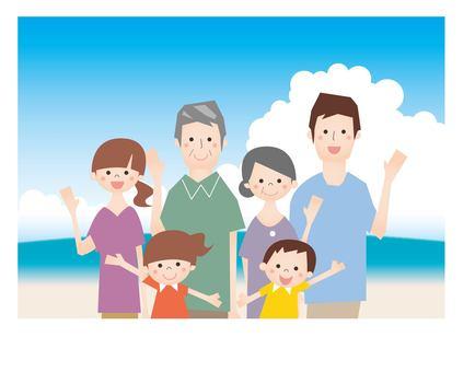 20160716 Summer family 1