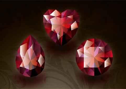 Ruby · Ruth three kinds