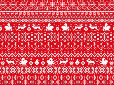 Christmas pattern-7