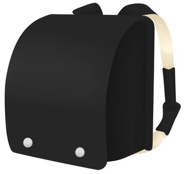 School bag (black)