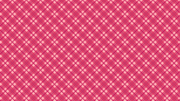 Video material check pattern pink wallpaper background