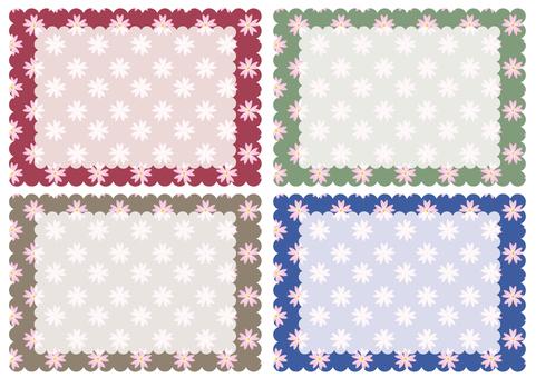 Chiyogami Sakura's Card Set