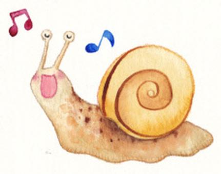 Singing Snail