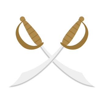 Arabian sword