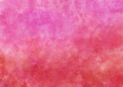 Red watercolor wallpaper · A4 Novi