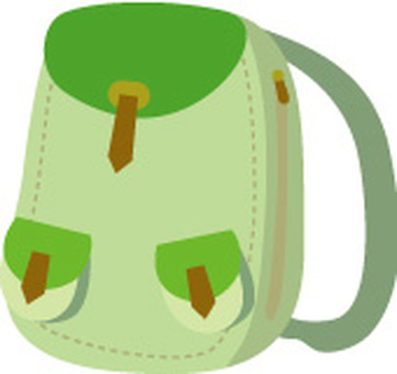 Rucksack green