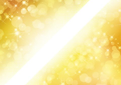 Gold sparkling 56