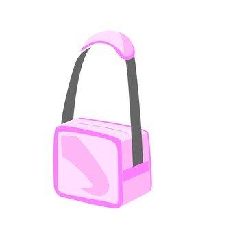 Sports bag _ - pink