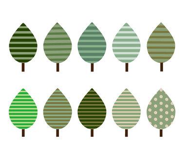 Leaf ★ tree