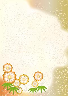 New Year's Pattern Chrysanthemum 19