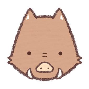 Icon boar