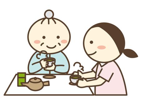 看護者/長期護理工作者/家庭傭工9
