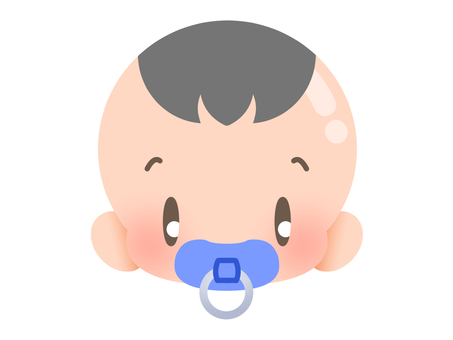 Baby - pacifier 20181130