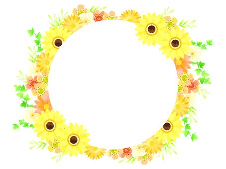 黄色い春の花02