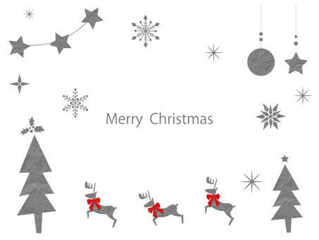 Christmas frame ver 12