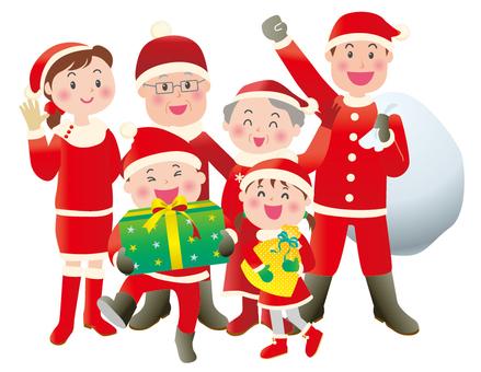 Genki family Christmas 2