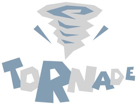 Tornado TORNADE logo ☆ icon