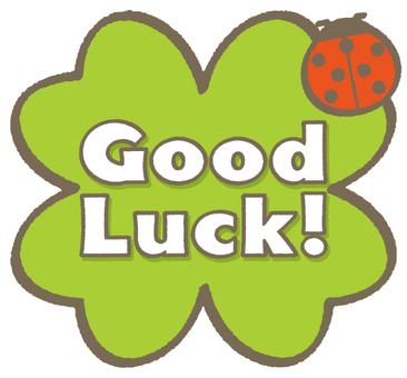 Good Luck!-1B