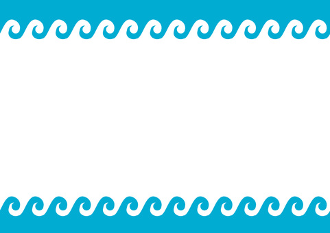Wave frame