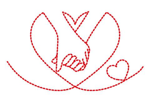 Hands 03_14 (heart)