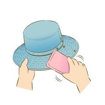 Hat wash 2