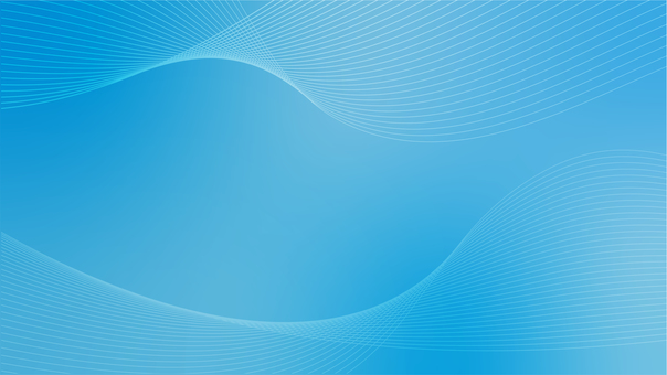 Blue abstract background material
