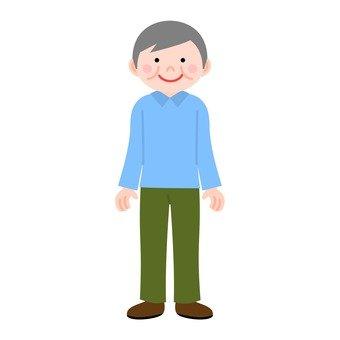 Male (grandpa)