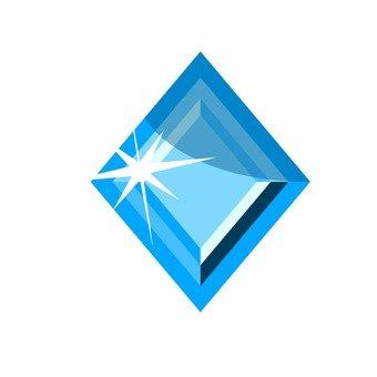 藍色的寶石