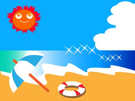 Daytime beach 2 1600 × 1200 px