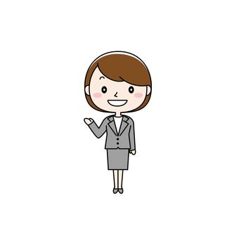Suit women 03
