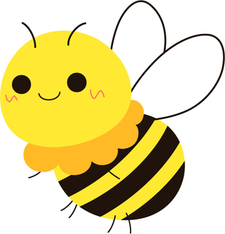 Honey bee only bees