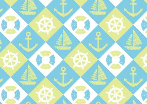 마린 패턴