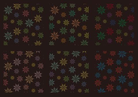 Fireworks Swatch 01