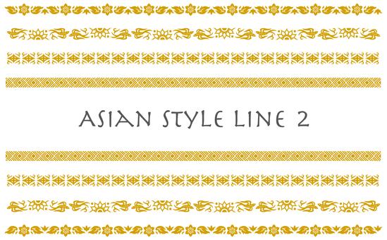 Asian style line 2 (Kimcha)