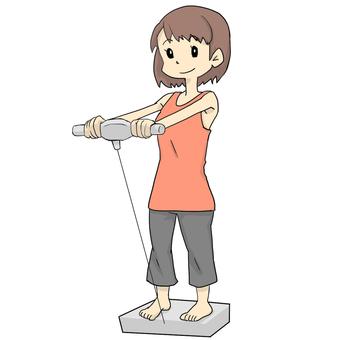 Measurement of body fat