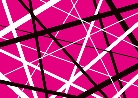 Spring geometric pattern Sakura line background image