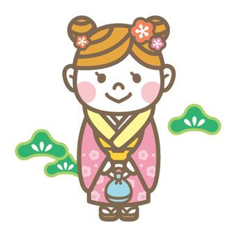 Hatsumoso Girl