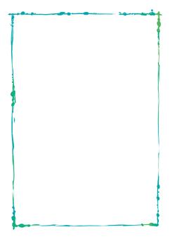 Brush frame ink 02-02