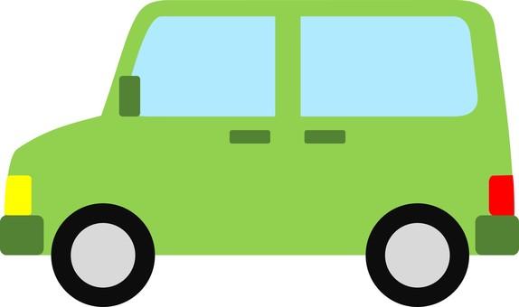Minivan (car) ③