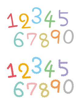 手書き数字