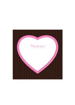 Heart's card