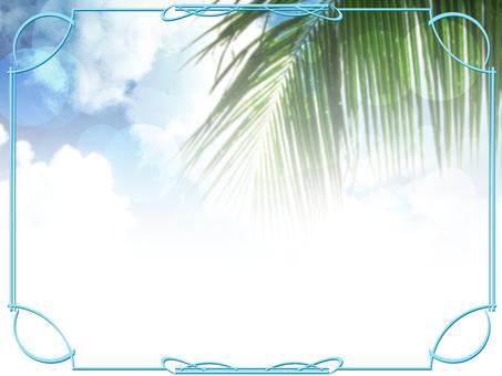 Refreshing natural frame