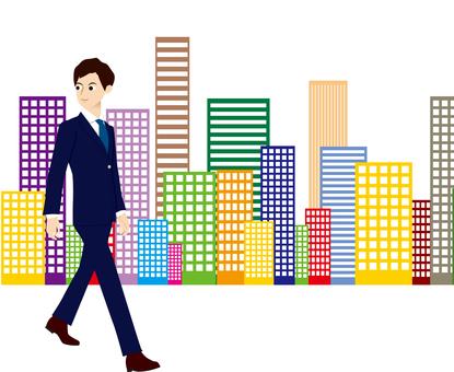 Business Men People Sales Recruitment