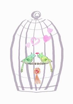 Love song of the little bird