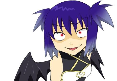 Little Devil Girl 3