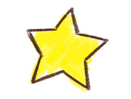 Crayon series [stars]