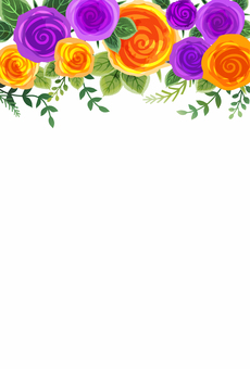 Rose background 009